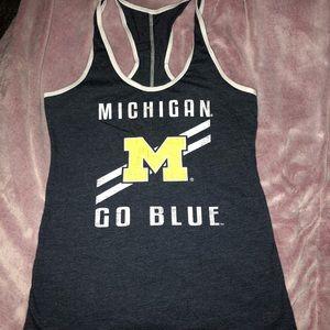 University of Michigan Tank Top